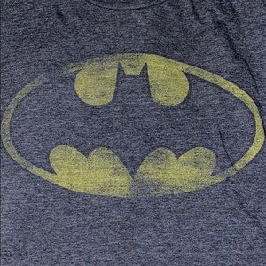 Batman shirt.